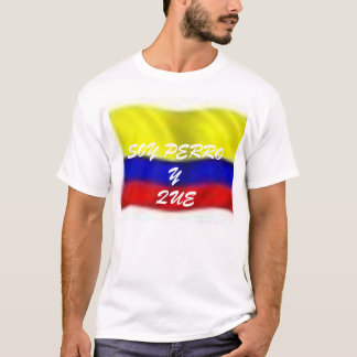 CAMISETA COLOMBIAS