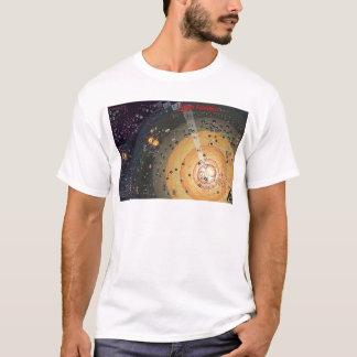 Camiseta, colonización de la alta frontera camiseta