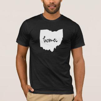 Camiseta Color casero del personalizado de Ohio