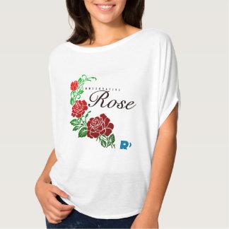 Camiseta Color de rosa conservador