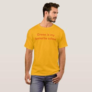 Camiseta Color preferido