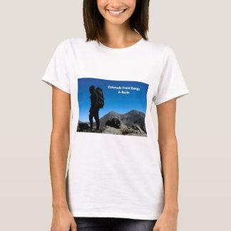 Camiseta Colorado Front Range, Uno-Lavabo