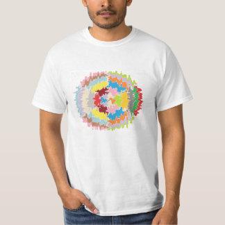 Camiseta Colores del arco iris de EBR:  Balance energético