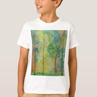 Camiseta Colores del otoño