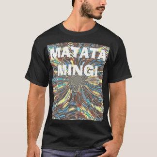 Camiseta Colores preciosos fantásticos urbanos del diseño