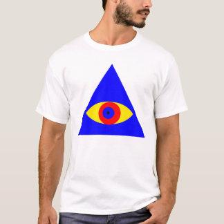 Camiseta Colores primarios