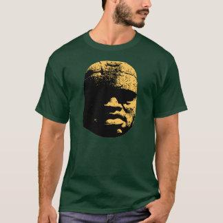 Camiseta Coloso de Olmec - moreno