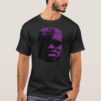 Camiseta Coloso de Olmec - púrpura