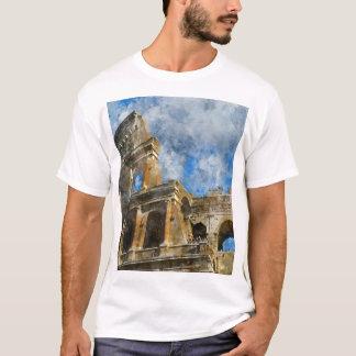 Camiseta Colosseum en Roma antigua