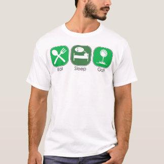 Camiseta Coma el golf del sueño