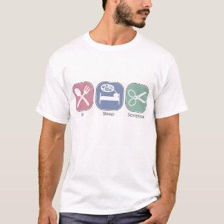 Camiseta Coma el libro de recuerdos del sueño