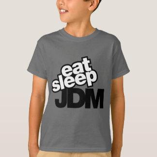 Camiseta coma el sueño JDM