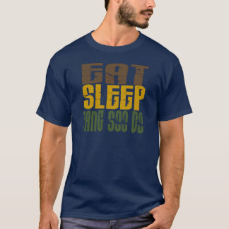 Camiseta Coma el sueño Tang Soo hacen 1