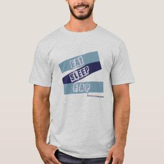 Camiseta Coma el sueño y FAP