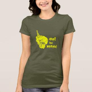 Camiseta Coma el Wasabi