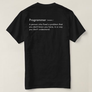 Camiseta Coma la repetición del código del sueño