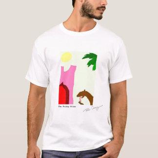 Camiseta Comadreja que come los crustáceos en Marruecos
