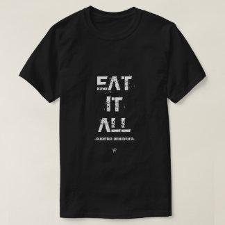 Camiseta cómalo todo