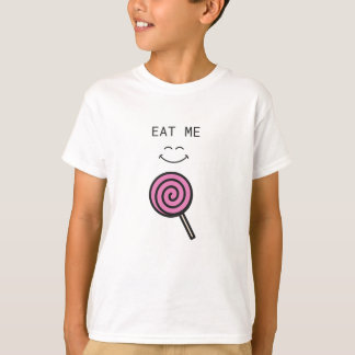 Camiseta Cómame Lolipop