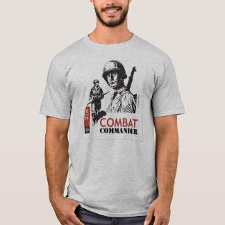 Camiseta Comandante Custom del combate
