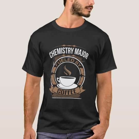 Camiseta Comandante de la química aprovisionado de