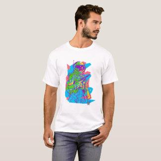 Camiseta Comandante del espacio