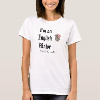 Camiseta Comandante inglés