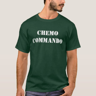 CAMISETA COMANDO DE CHEMO