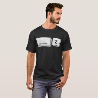 Camiseta comando z
