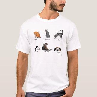 Camiseta Comandos del gato