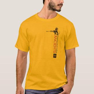 Camiseta Comandos y colores
