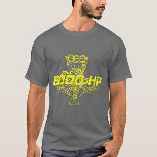 Camiseta Combustible superior