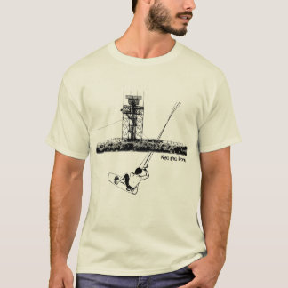 Camiseta Cometa la charca 01