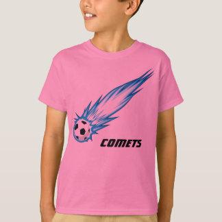 Camiseta Cometas rosados
