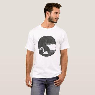 Camiseta Comida de Yin-Yang