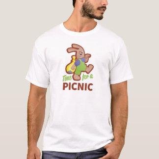 Camiseta Comida-tiempo