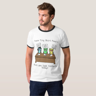 Camiseta Comité minúsculo de la gente