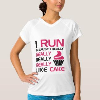 Camiseta Como la torta