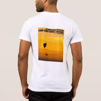 Camiseta cómoda, sleave corto… Haga una