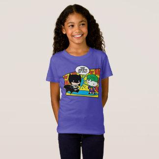 Camiseta Comodín de Chibi Pranking Chibi Batman