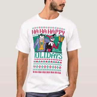 Camiseta Comodín y Harley Quinn de Batman el   buenas