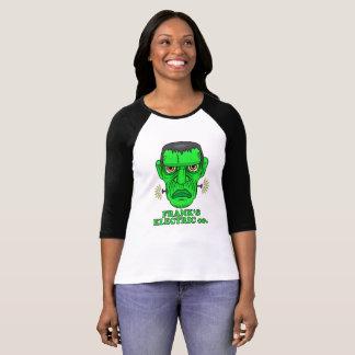 Camiseta Company Eléctrica de Frank's