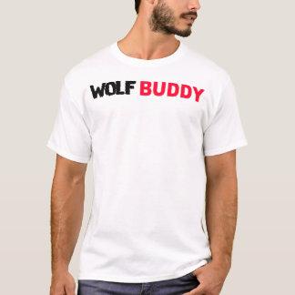 Camiseta Compinche del lobo