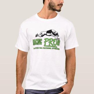 Camiseta Compitiendo con 2013 orgulloso - luz