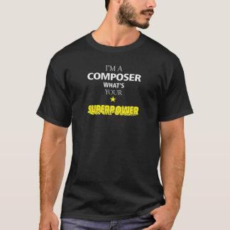 Camiseta Compositor