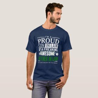 Camiseta Compre al yerno orgulloso de la mamá impresionante