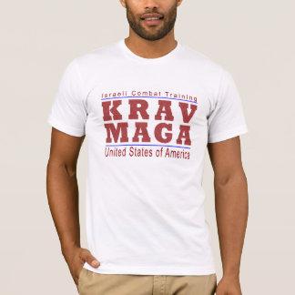 Camiseta Compre los hombres/las mujeres/a los niños de Krav