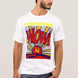 Camiseta ¡Comunismo wow!
