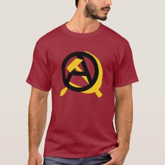 Camiseta Comunista del anarquista