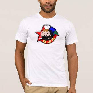 Camiseta comunista joven cubana de la liga
